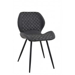 Krzesło MONT szary